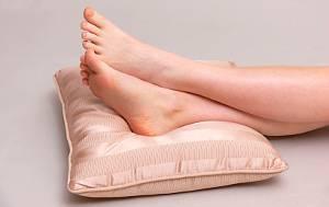 Posisi kaki saat tidur